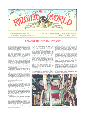 The Ringing World issue 4936
