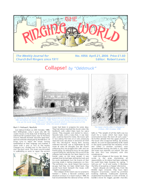 The Ringing World issue 4956