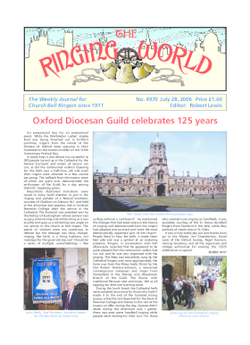 The Ringing World issue 4970