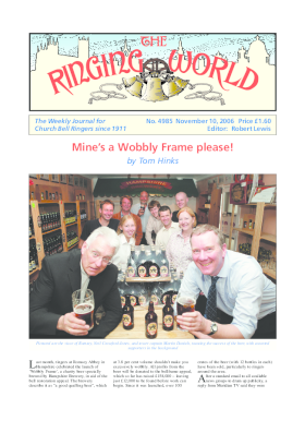 The Ringing World issue 4985