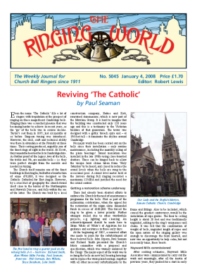 The Ringing World issue 5045