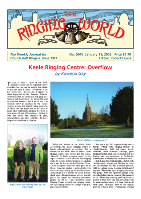 The Ringing World issue 5046