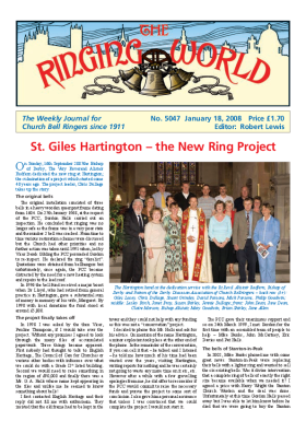 The Ringing World issue 5047