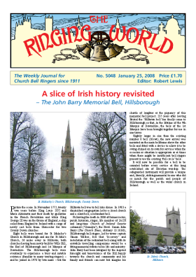 The Ringing World issue 5048