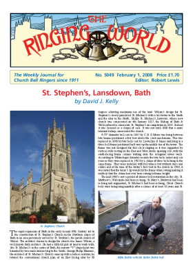 The Ringing World issue 5049