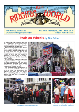 The Ringing World issue 5050
