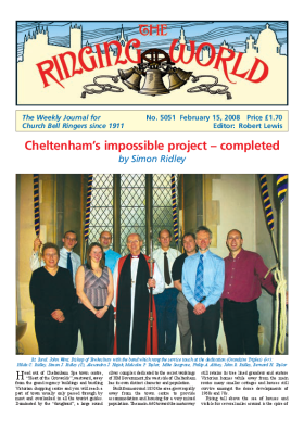 The Ringing World issue 5051