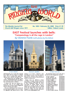 The Ringing World issue 5053