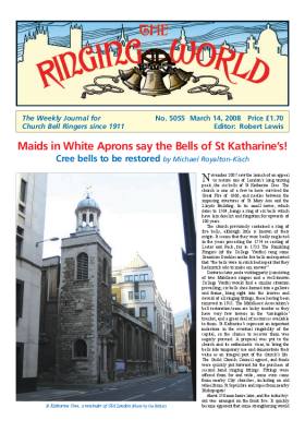 The Ringing World issue 5055
