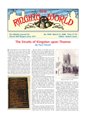 The Ringing World issue 5056