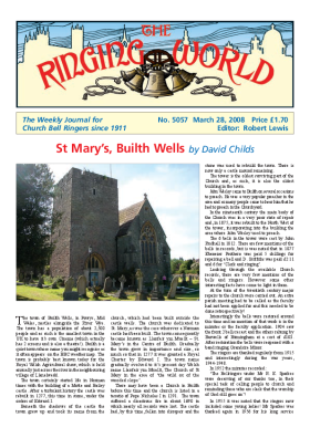 The Ringing World issue 5057