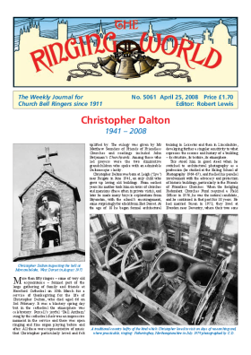 The Ringing World issue 5061