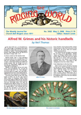 The Ringing World issue 5062
