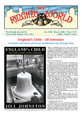 The Ringing World issue 5063