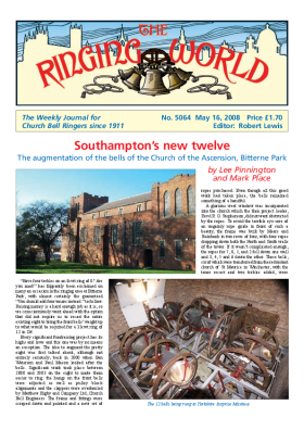 The Ringing World issue 5064