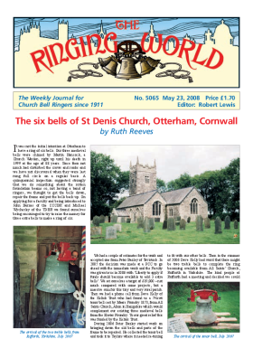 The Ringing World issue 5065