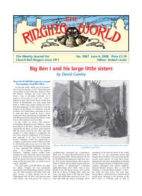 The Ringing World issue 5067