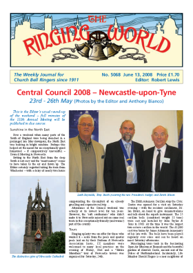 The Ringing World issue 5068