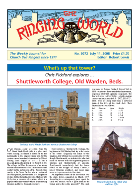 The Ringing World issue 5072