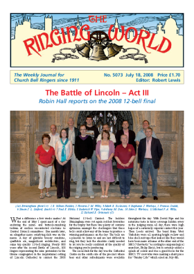 The Ringing World issue 5073