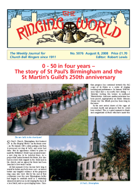 The Ringing World issue 5076