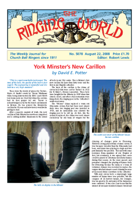 The Ringing World issue 5078