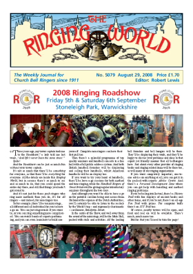 The Ringing World issue 5079