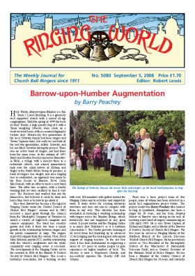 The Ringing World issue 5080
