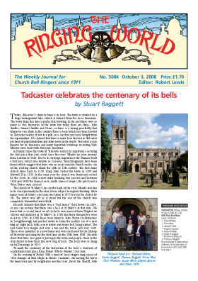 The Ringing World issue 5084
