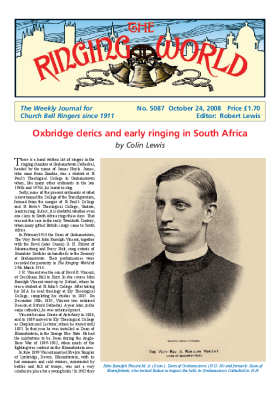 The Ringing World issue 5087