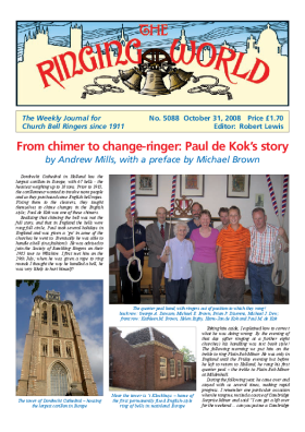 The Ringing World issue 5088