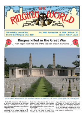 The Ringing World issue 5090