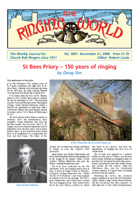 The Ringing World issue 5091