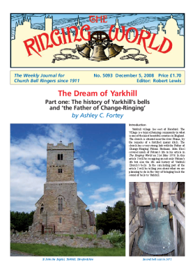 The Ringing World issue 5093
