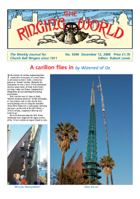 The Ringing World issue 5094