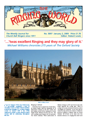 The Ringing World issue 5097