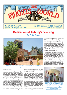 The Ringing World issue 5098