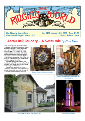 The Ringing World issue 5100