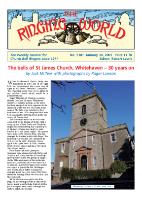 The Ringing World issue 5101