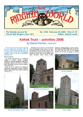 The Ringing World issue 5104