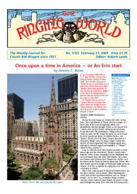 The Ringing World issue 5105