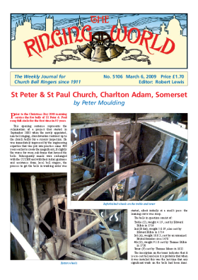 The Ringing World issue 5106