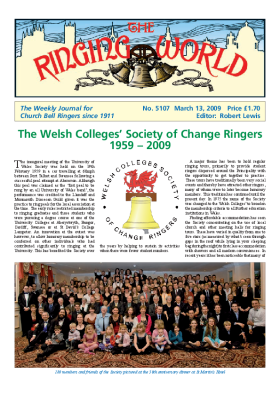 The Ringing World issue 5107