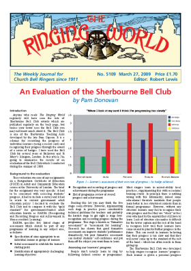 The Ringing World issue 5109