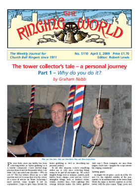 The Ringing World issue 5110