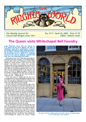 The Ringing World issue 5111