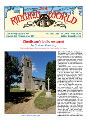 The Ringing World issue 5112