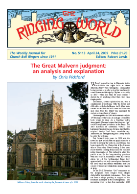 The Ringing World issue 5113