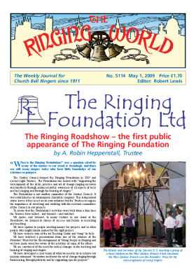 The Ringing World issue 5114