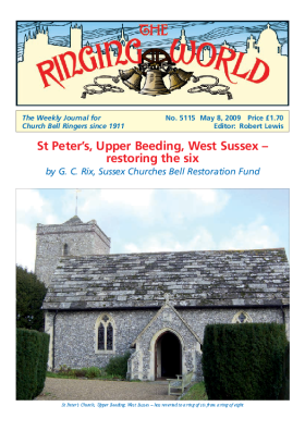 The Ringing World issue 5115
